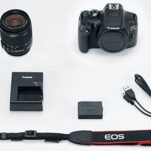 EOS Rebel T6 EF-S 18-55mm IS II Kit